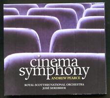 Cinema Symphony: Andrew Pearce (Jose Serebrier: Royal Scottish Orchestra) CD