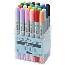 Copic Ciao Marker Pen Set   Set of 24