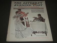 1903 SEPT 26 THE SATURDAY EVENING POST MAGAZINE - F. X. LEYENDECKER - SP 704