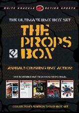 The Ultimate BMX Box Set: The Props Box [5-dvd set]