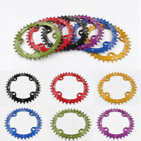 SNAIL 104bcd 32-42T MTB Bike Chainring Single Narrow-Wide Round/Oval Chain ring