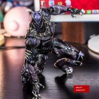 Marvel Universe Variant Play Arts Kai Black Panther PVC Action Figure NewNIB 09