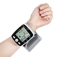 Wrist Blood Pressure Monitor LCD Digital Display OLI-W355 Automatic Voice