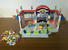 Playmobil Kaufladen großer Supermarkt Geschäft 3200 mit viel Zubehör