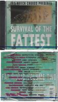 CD--NM-SEALED-VARIOUS -1996- -- SURVIVAL OF THE FATTEST VOL. 2