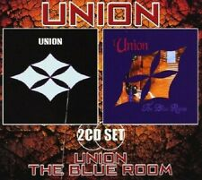 UNION - THE BLUE ROOM 2 CD NEU