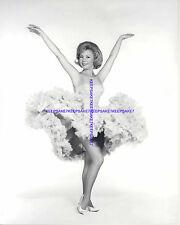 SEXY MITZI GAYNOR UPSKIRT LEGGY IN A FRILLY DRESS 8x10 PHOTO A-MG4
