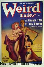 Weird Tales Puede 1938 Robert E. Howard, Williamson