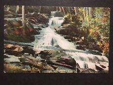 Antique POSTCARD c1907-20 Benjamin's Falls BARRE, VT Vermont (20578)