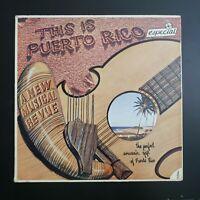 """VARIOUS: """"This is Puerto Rico"""" by Elsa Miranda, Marco Rosales, Trio Los Bohemios"""