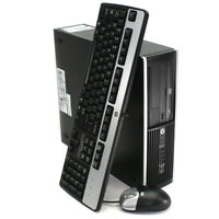 HP Elite 8200 Desktop Computer Core i5 Up to 3.4GHz 16GB 240GB SSD Windows 10