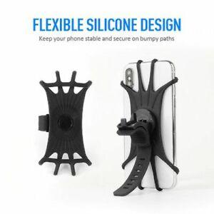 Support Téléphone Mobile guidon - Moto Vélo Poussette Iphone Samsung Huawei