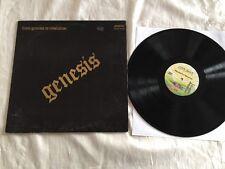Vintage Genesis From Genesis to Revelation 1969 London NM- LP Prog Rock