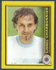 PANINI SCOTTISH PREMIER LEAGUE 2000- #361-RANGERS-LIONEL CHARBONNIER