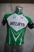 MAILLOT  VELO/VTT  WELWYN RACING  TAILLE S  JERSEY BIKE/ MAGLIA BICI/CYCLING