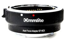 ommlite Auto Fokus Adapter (EF-NEX) E-mount