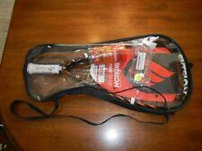 new ektelon lightning 200 esp racquetball racquet power 2200 balls, & glasses
