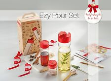 New Tupperware Ezy Pour 3pc Set