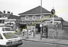 Burnt Oak Underground Railway Station Photo. Edgware - Collindale. (1)