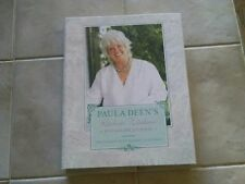 Paula Deen's Kitchen Wisdom and Recipe Journal  Hardcover Cooking Cards