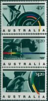 Australia 1992 SG1358-1360 Olympic and Paralympic Games set MNH