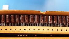 (10 PCS) 470uF 35V 20% 10X20mm Aluminum Elec Cap Radial KMF35VB470M BY NIPPON