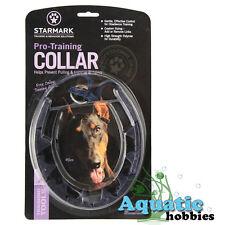 "STARMARK Pro Training Collar Large 21"" Dogs Prevent Pulling & Lunging Behavior"