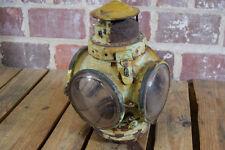 Antique Railroad Kerosene Lantern Switch Light RR Train