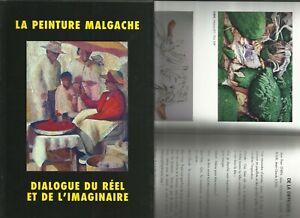 MADAGASCAR  PEINTURE MALGACHE Textes en français illustré couleur