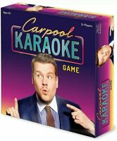 Carpool Karaoke Game Guess it - Sing it - Finish it Board Game BRAND NEW Sealed