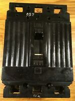GE TEF134040 Circuit Breaker 40 Amp 3 Pole 480V  Great condition