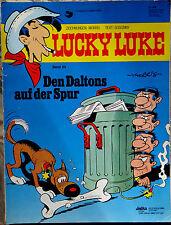 LUCKY LUKE - Den Daltons auf der Spur - Delta Verlag Band 23 von 1980-1.Auflage