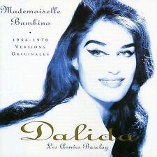 Les Annees Barclay: The Best of Dalida by Dalida (France) (CD, Dec-1997, Polygram)
