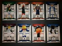 2020-21 PANINI CONTENDERS DRAFT PICKS BASKETBALL CARDS MASCOTS YOU PICK NCAA