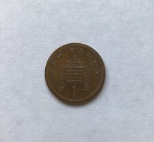 More details for 1p new penny 1976 error coin missing rim extremely rare