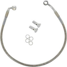 Twin Power Braided Stainless Rear Brake Line Harley Softail FXST 2006 035872