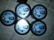 5 X American Crew Fiber 3 Oz