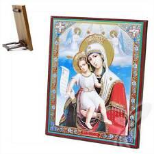Ikone GM Würdig ist Holz 15x18 Достойно Есть Богородица ikona икона