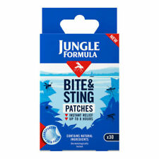 Jungle formula - bite and sting patches 30x