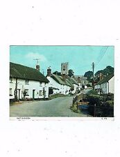 POST CARD COLOUR PHOTO OF EAST BUDLEIGH No.C.570