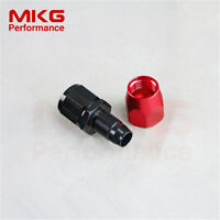 AN10 AN-10 Straight Swivel Oil Fuel Line Hose End Fitting Adapter Universal BKR