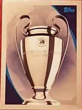 2 Trophy 2017/2018 TOPPS UEFA CHAMPIONS LEAGUE Adesivi Foil SHINY