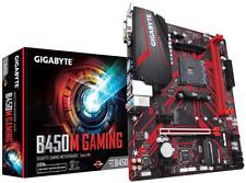 Gigabyte B450M Gaming mATX Carte mère pour AMD AM4 processeurs