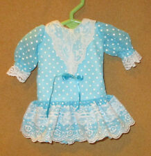 "Custom Made Doll Dress & Pataloons F0R 14"" Antique Doll"