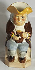 Beautiful Vintage Hand Painted Decorative Toby Jug by Artone.
