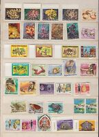 Papua New Guinea Stamp lot K-335