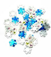 ** THE SNOWMAN & SNOWDOG PRINTED CONFETTI 14g CHRISTMAS PARTY XMAS DECORATION