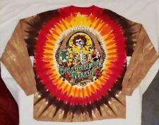 "Brand New Liquid Blue Grateful Dead ""Bay Area Beloved"" T-shirt LS Size XXL"