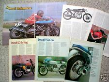 vintage Ducati Motorcycle Article / Photos / Pictures: 900Ss,