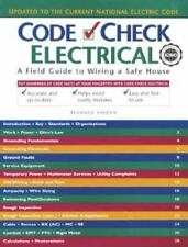 Code Check Electrical: A Field Guide to Wiring a Safe House [ Kardon, Redwood ]